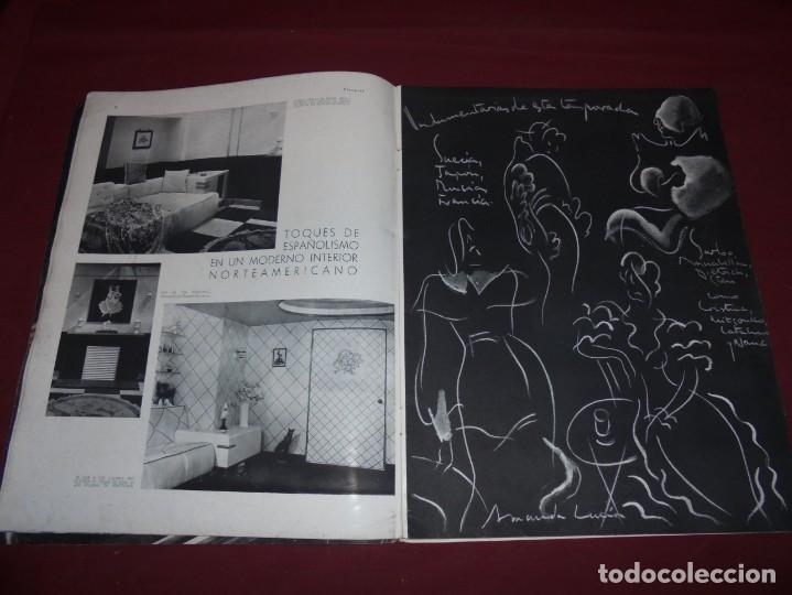 Cine: magnifica antigua revista cinegraf 1934 numero 25, GRETA GARBO - Foto 5 - 253875150