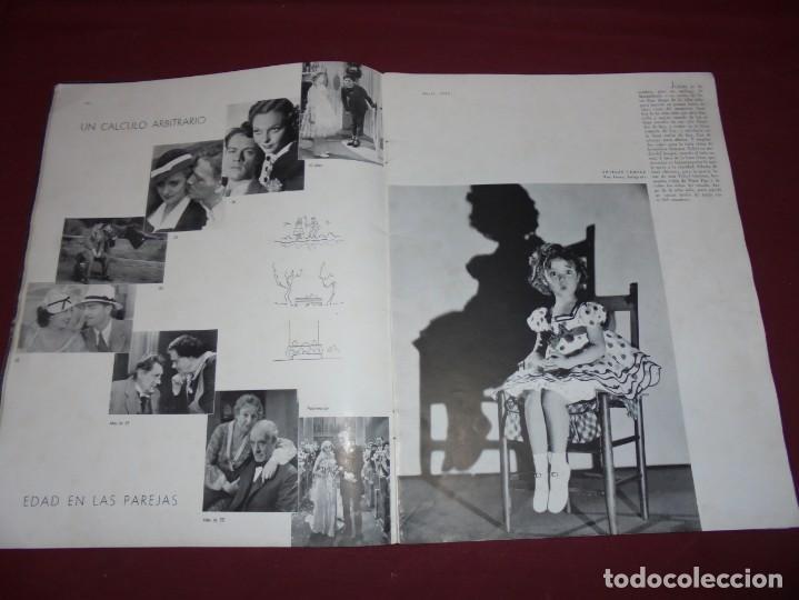 Cine: magnifica antigua revista cinegraf 1934 numero 25, GRETA GARBO - Foto 6 - 253875150