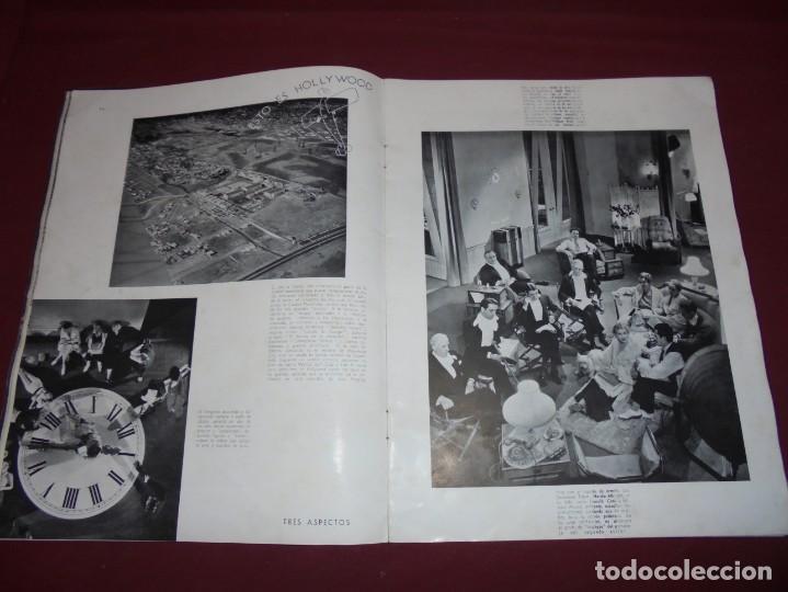 Cine: magnifica antigua revista cinegraf 1934 numero 25, GRETA GARBO - Foto 8 - 253875150