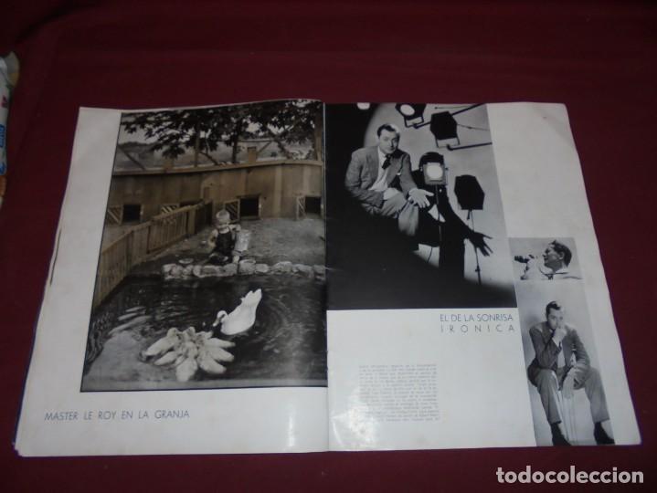 Cine: magnifica antigua revista cinegraf 1934 numero 25, GRETA GARBO - Foto 19 - 253875150