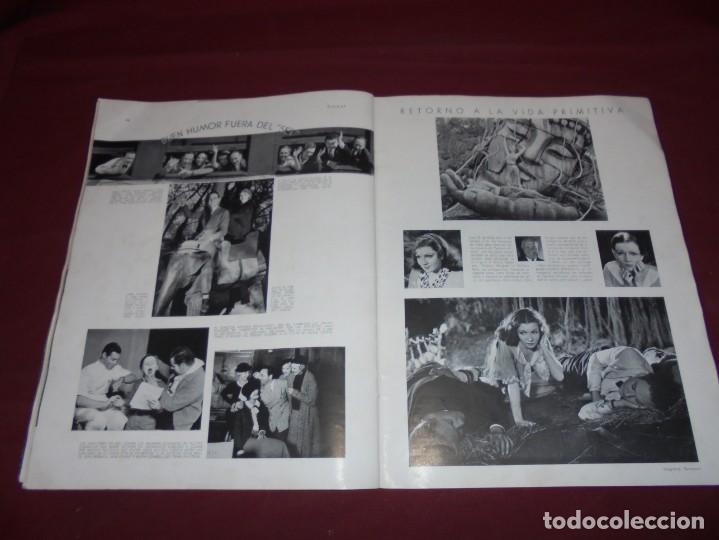 Cine: magnifica antigua revista cinegraf 1934 numero 25, GRETA GARBO - Foto 24 - 253875150