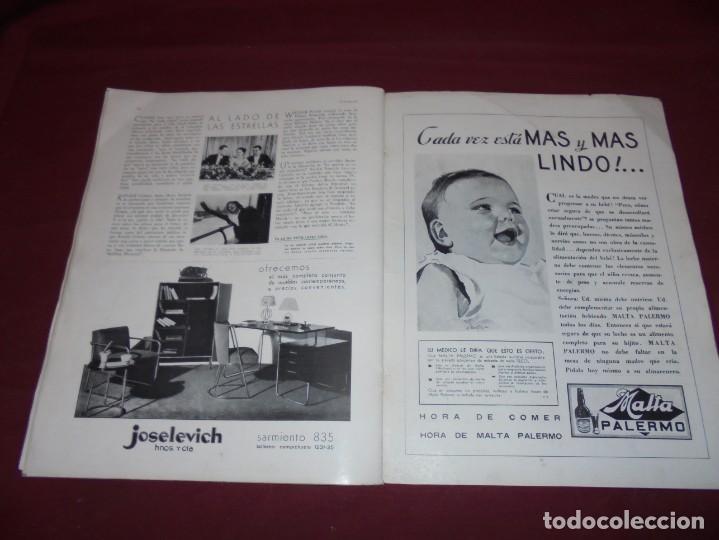 Cine: magnifica antigua revista cinegraf 1934 numero 25, GRETA GARBO - Foto 28 - 253875150