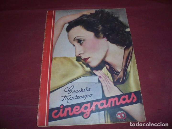 Cine: magnificas 5 revistas antiguas cinegramas - Foto 4 - 253882290