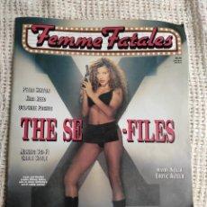 Cinema: FEMME FATALES VOL. 7 Nº 12 SEX FILES PETRA SEXTON KIRA REED ( EDICION EN INGLES ). Lote 72273643