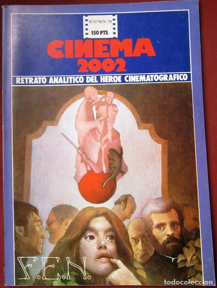 CINEMA 2002 NÚMERO 57 (Cine - Revistas - Cinema)