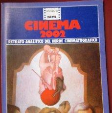 Cine: CINEMA 2002 NÚMERO 57. Lote 254254895