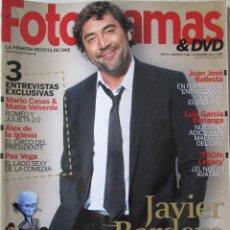 Cine: FOTOGRAMAS NÚMERO 2006 - DICIEMBRE 2010. Lote 254460605