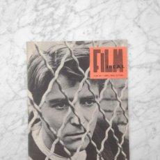 Cine: FILM IDEAL - Nº 45 - 1960 - GEORGES FRANJU, CINE POLICIACO, ANTONIO DEL AMO, LOS CHICOS, LUIS BUÑUEL. Lote 254569650