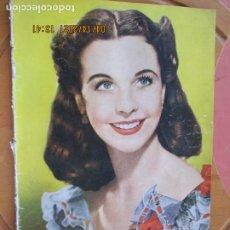 Cine: IMAGENES REVISTA DE LA CINEMATOGROFIA - OCTUBRE 1948 - PORTADA VIVIEN LEIGH -PUBLICIDAD PERFUMES.. Lote 254623660