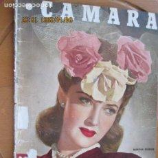 Cine: CAMARA REVISTA CINEMATOGRAFICA Nº 98- 02.1947 - MARTHA VICKERS - FOTOS, DIBUJOS Y PROPAGANDAS. Lote 254629495
