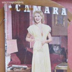 Cine: CAMARA REVISTA CINEMATOGRAFICA Nº 136- 09-1948 - MARIE MCDONALD - - FOTOS, DIBUJOS Y PROPAGANDAS. Lote 254630110