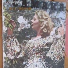 Cine: CAMARA REVISTA CINEMATOGRAFICA Nº 133 -07-1948- CHERRY LONDON - FOTOS, DIBUJOS Y PROPAGANDAS. Lote 254630640