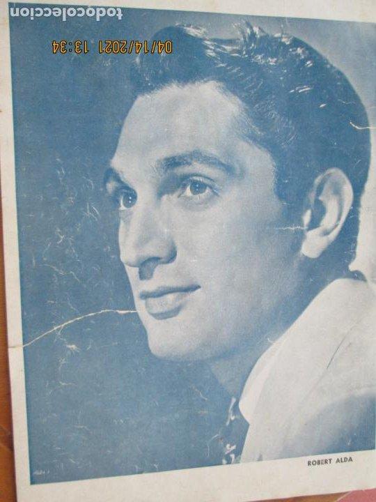 Cine: CAMARA REVISTA CINEMATOGRAFICA Nº 147 -02-1949 -TAMARA LEES .- FOTOS, DIBUJOS Y PROPAGANDAS - Foto 3 - 254631345