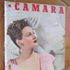 Cine: CAMARA REVISTA CINEMATOGRAFICA Nº 102- 04-1947- CONSTANCE MOORE - FOTOS, DIBUJOS Y PROPAGANDAS. Lote 254632190