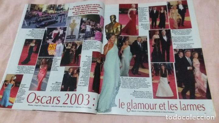 Cine: .cine-revue-3 abril 2003-nº14(c.dion,m.carey,oscars 2003,peter lawford,ginger rogers,etc)voir phot - Foto 2 - 254975020