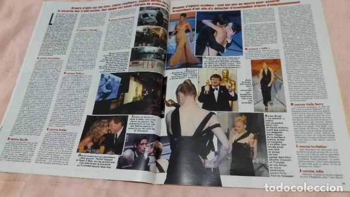 Cine: .cine-revue-3 abril 2003-nº14(c.dion,m.carey,oscars 2003,peter lawford,ginger rogers,etc)voir phot - Foto 3 - 254975020