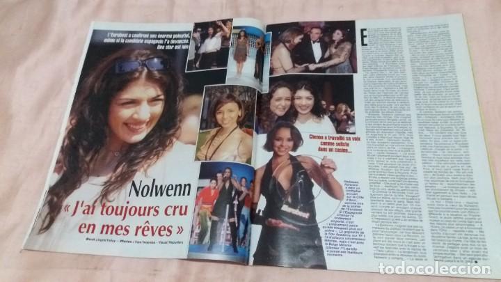 Cine: .cine-revue-3 abril 2003-nº14(c.dion,m.carey,oscars 2003,peter lawford,ginger rogers,etc)voir phot - Foto 10 - 254975020