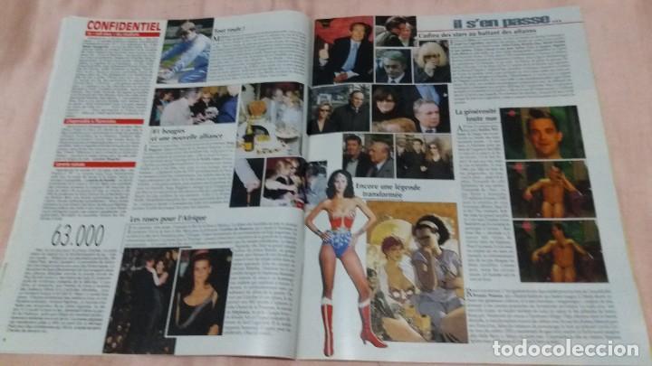 Cine: .cine-revue-3 abril 2003-nº14(c.dion,m.carey,oscars 2003,peter lawford,ginger rogers,etc)voir phot - Foto 11 - 254975020