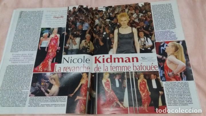 Cine: .cine-revue-29 mayo 2003-nº22(n.kidman,pierre cardin,robert stack,bob hope,m.douglas,etc)voir phot - Foto 2 - 254975410
