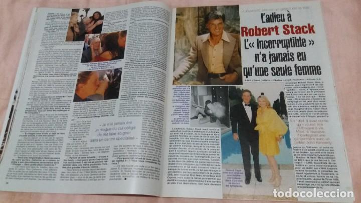 Cine: .cine-revue-29 mayo 2003-nº22(n.kidman,pierre cardin,robert stack,bob hope,m.douglas,etc)voir phot - Foto 6 - 254975410
