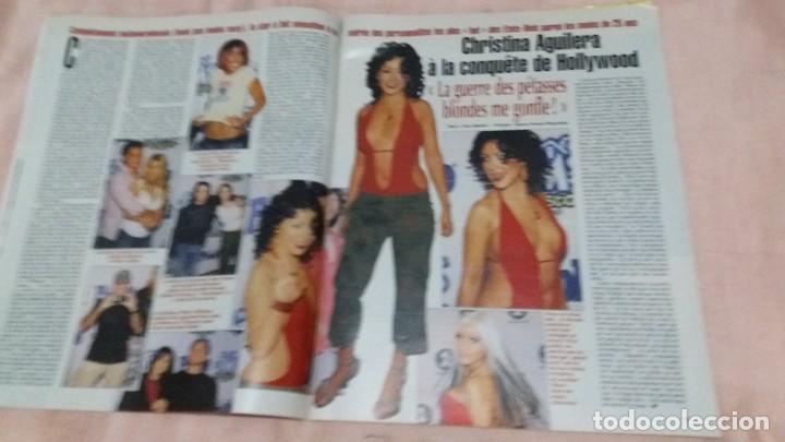 Cine: .cine-revue-15 mayo 2003-nº20(ch.aguilera,anastacia,heidi klum,s.collaro,fonda,stewart,etc)voir phot - Foto 4 - 254975885