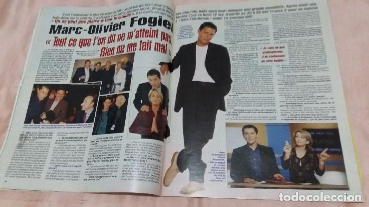 Cine: .cine-revue-8 mayo 2003-nº19(m.o.oliver,judy holliday,susan hayward,m.drucker,Xmen 2,etc)voir phot - Foto 4 - 254976615