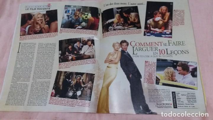 Cine: .cine-revue-8 mayo 2003-nº19(m.o.oliver,judy holliday,susan hayward,m.drucker,Xmen 2,etc)voir phot - Foto 10 - 254976615