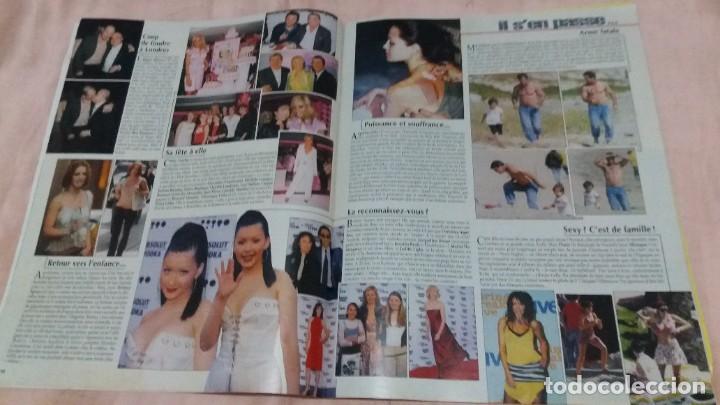 Cine: .cine-revue-8 mayo 2003-nº19(m.o.oliver,judy holliday,susan hayward,m.drucker,Xmen 2,etc)voir phot - Foto 11 - 254976615
