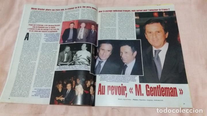 Cine: .cine-revue-1 mayo 2003-nº18(m.drucker,Xmen 2,l.smet,v.diesel,danny kaye,robert taylor,etc)voir phot - Foto 4 - 254977515