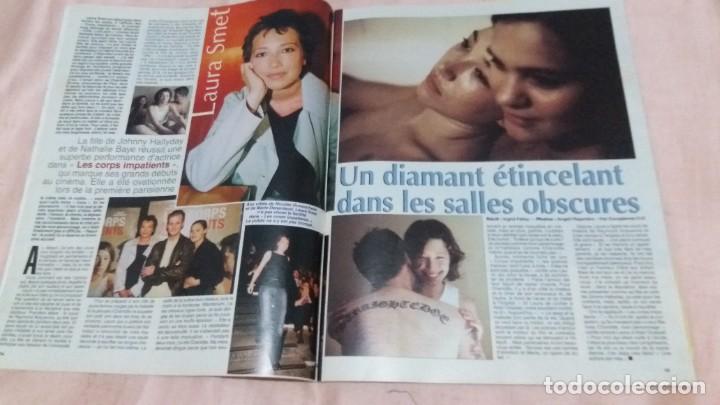Cine: .cine-revue-1 mayo 2003-nº18(m.drucker,Xmen 2,l.smet,v.diesel,danny kaye,robert taylor,etc)voir phot - Foto 7 - 254977515