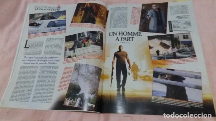 Cine: .cine-revue-1 mayo 2003-nº18(m.drucker,Xmen 2,l.smet,v.diesel,danny kaye,robert taylor,etc)voir phot - Foto 8 - 254977515