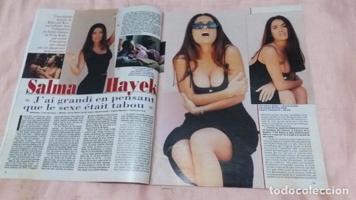 Cine: .cine-revue-17 abril 2003-nº16(salma hayek,s.darel,alizèe,laurel et hardy,lana turner,etc)voir phot - Foto 2 - 254978015