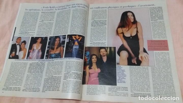 Cine: .cine-revue-17 abril 2003-nº16(salma hayek,s.darel,alizèe,laurel et hardy,lana turner,etc)voir phot - Foto 3 - 254978015