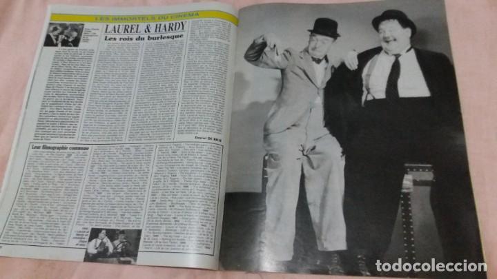 Cine: .cine-revue-17 abril 2003-nº16(salma hayek,s.darel,alizèe,laurel et hardy,lana turner,etc)voir phot - Foto 9 - 254978015