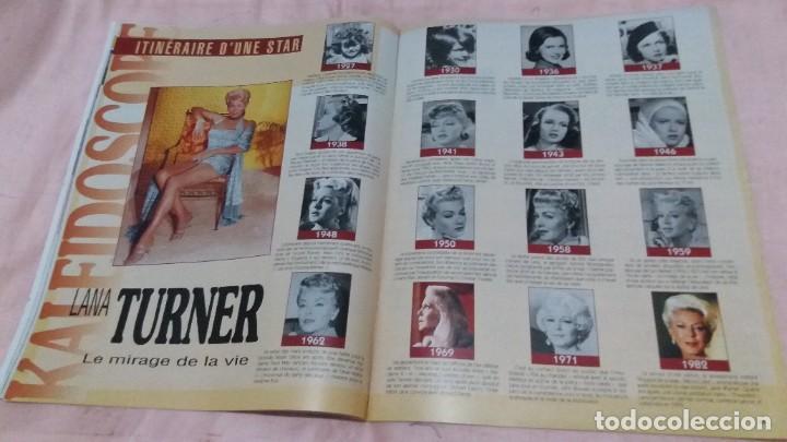 Cine: .cine-revue-17 abril 2003-nº16(salma hayek,s.darel,alizèe,laurel et hardy,lana turner,etc)voir phot - Foto 10 - 254978015