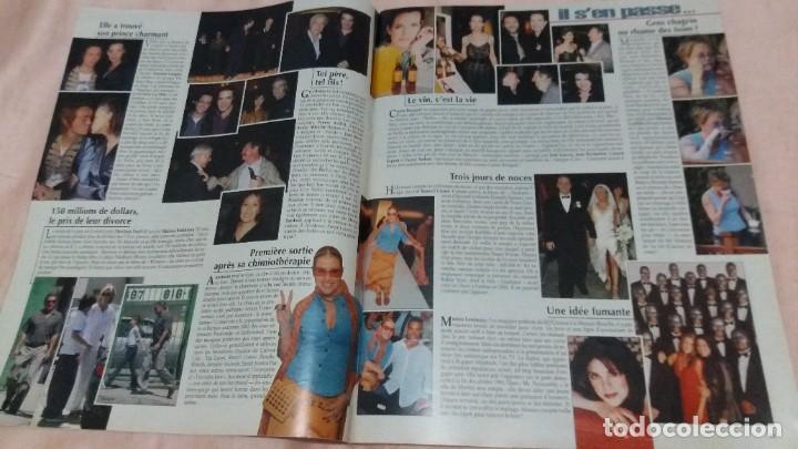 Cine: .cine-revue-17 abril 2003-nº16(salma hayek,s.darel,alizèe,laurel et hardy,lana turner,etc)voir phot - Foto 12 - 254978015