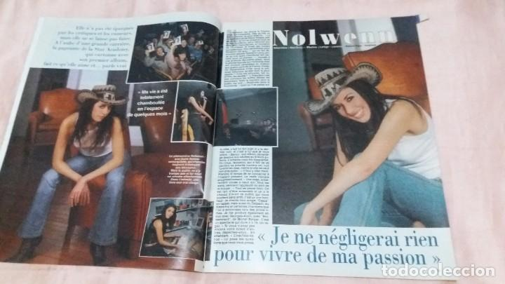 Cine: .cine-revue-10 abril 2003-nº15(nolwenn,axelle red,j.hallyday,clark gable,r.benigni,etc)voir phot - Foto 2 - 254978445