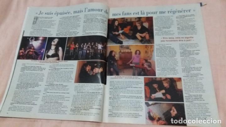Cine: .cine-revue-10 abril 2003-nº15(nolwenn,axelle red,j.hallyday,clark gable,r.benigni,etc)voir phot - Foto 3 - 254978445