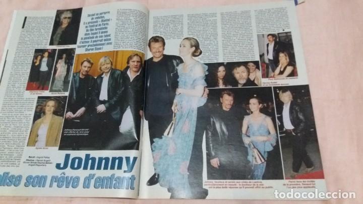 Cine: .cine-revue-10 abril 2003-nº15(nolwenn,axelle red,j.hallyday,clark gable,r.benigni,etc)voir phot - Foto 4 - 254978445