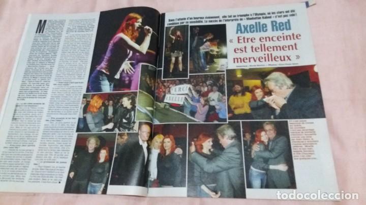 Cine: .cine-revue-10 abril 2003-nº15(nolwenn,axelle red,j.hallyday,clark gable,r.benigni,etc)voir phot - Foto 5 - 254978445