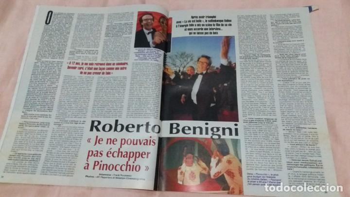 Cine: .cine-revue-10 abril 2003-nº15(nolwenn,axelle red,j.hallyday,clark gable,r.benigni,etc)voir phot - Foto 6 - 254978445