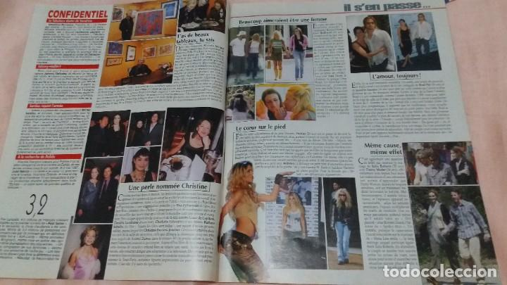 Cine: .cine-revue-10 abril 2003-nº15(nolwenn,axelle red,j.hallyday,clark gable,r.benigni,etc)voir phot - Foto 12 - 254978445