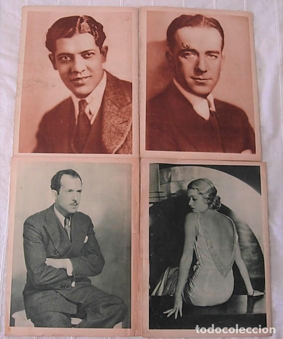 Cine: LOTE 4 REVISTAS POPULAR FILM 1930-31 JOAN CRAWFORD CLAUDETTE COLBERT FAY WRAY ANITA PAGE - Foto 2 - 254981340