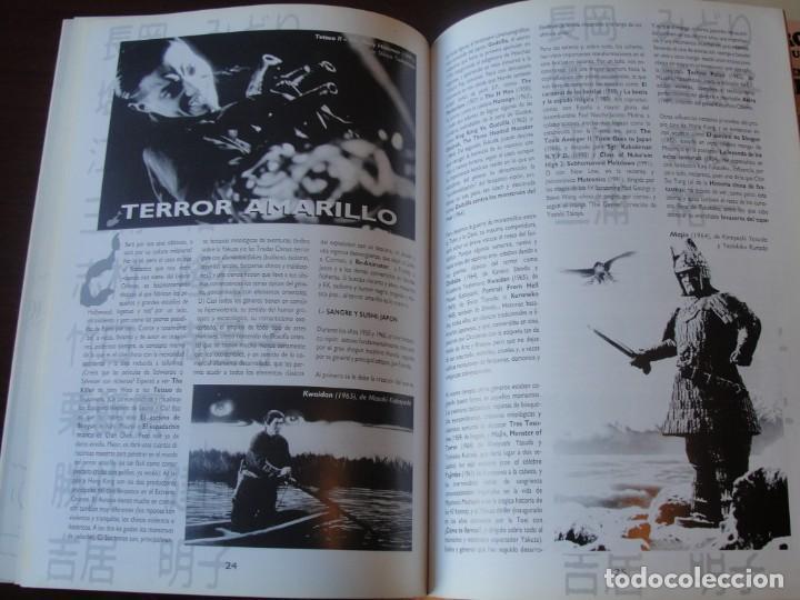 Cine: REVISTA DEZINE 6 - SEGURA PALACIOS CRONENBERG DANIEL MONZON MANOLO VALENCIA - ENVIO GRATIS - Foto 4 - 255000780