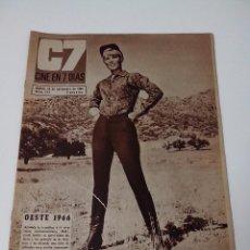 Cine: REVISTA C7 CINE EN SIETE DIAS Nº 293 AÑO 1966. Lote 255021095