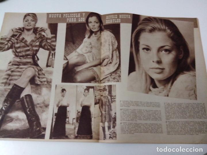 Cine: REVISTA C7 CINE EN SIETE DIAS Nº 293 AÑO 1966 - Foto 2 - 255021095