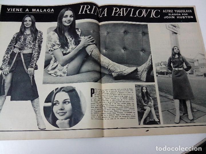 Cine: REVISTA C7 CINE EN SIETE DIAS Nº 512 AÑO 1971 BODA JULIO IGLESIAS - Foto 2 - 255021235