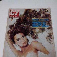 Cine: REVISTA C7 CINE EN SIETE DIAS Nº 629 AÑO 1973. Lote 255021350