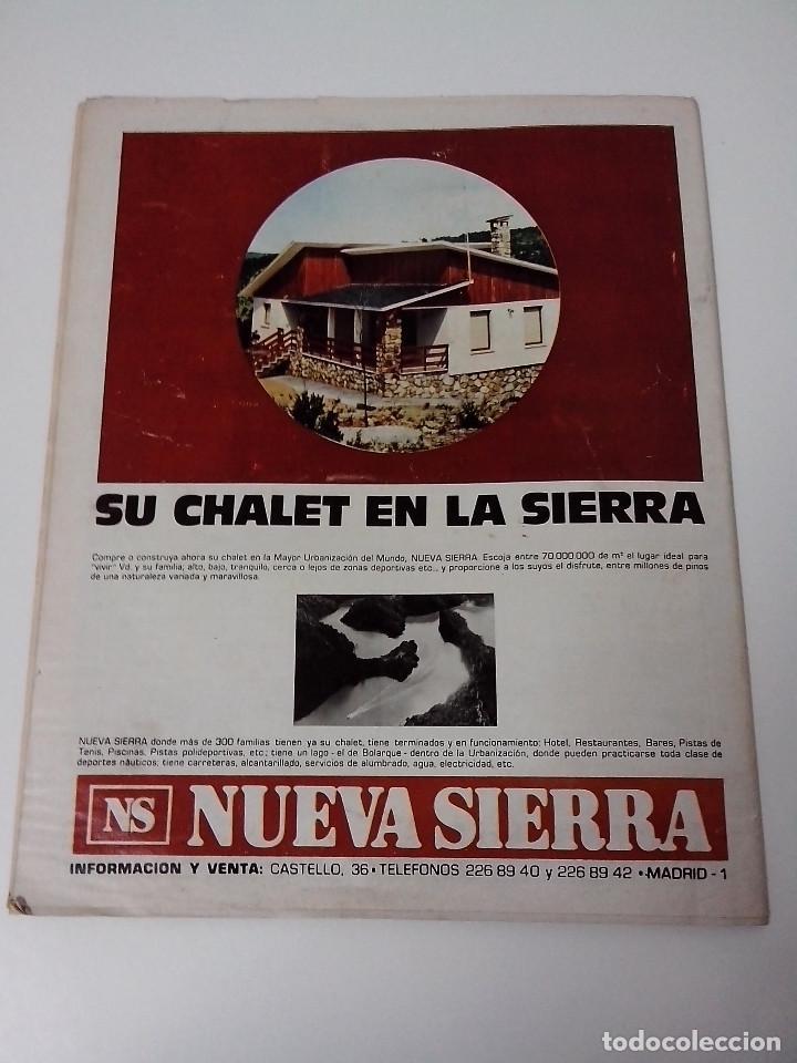 Cine: REVISTA C7 CINE EN SIETE DIAS Nº 583 AÑO 1972 - Foto 3 - 255023810