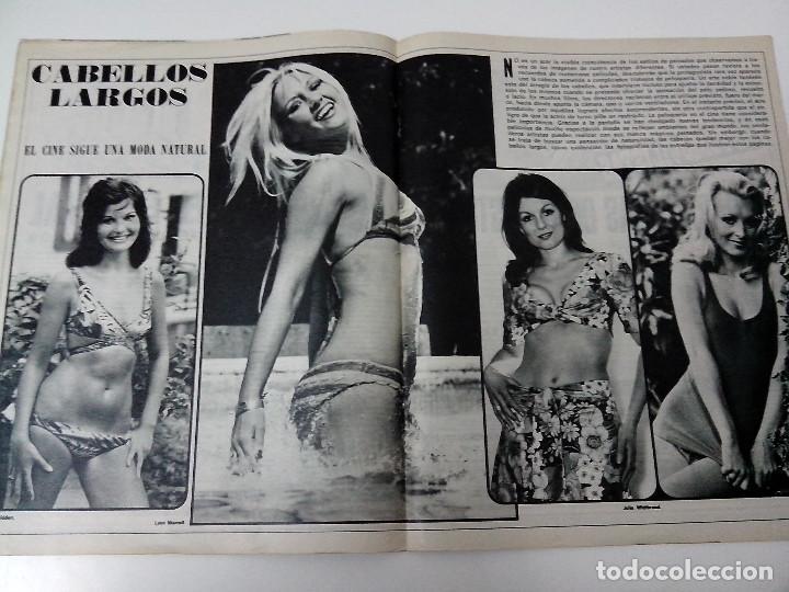 Cine: REVISTA C7 CINE EN SIETE DIAS Nº 601 AÑO 1972 - Foto 2 - 255023875